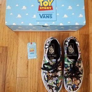 Vans x Toy Story 2018